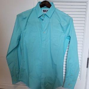 Light blue BRAND NEW express dress shirt!